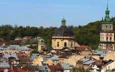 Top Destinations: Lviv (ville miniature)