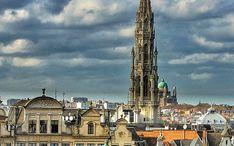 Principais destinos: Bruxelas (city thumbnail)