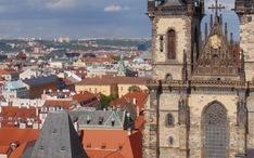 Top-Reiseziele: Prag (Miniaturansicht der Stadt)