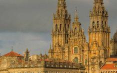 Santiago de Compostela (Stadens miniatyrbild)