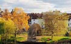 Najpopularniejsze destynacje: Shrewsbury (miniaturka miasta)
