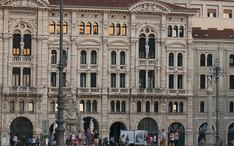 Naj destinácie: Trieste (miniatúra mesta)