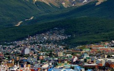 Top destinationer: Ushuaia (By miniaturebillede)