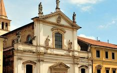 Vicenza (شهری در ایتالیا. تلفظ: ویسِنزا) (نقشه کوچک شهر)