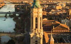 Zaragoza (kaupungin kuvake)