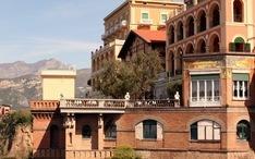 Principals destinacions: Sorrento (miniatura de la ciutat)