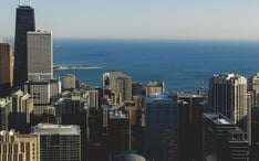 Top destinationer: Chicago (By miniaturebillede)