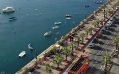 Legnépszerűbb célállomások: Gzira (A város kicsinyített nézete)