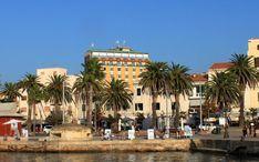 Principals destinacions: Alguer (Sardenya) (miniatura de la ciutat)