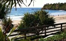 Principals destinacions: Sunshine Coast (miniatura de la ciutat)