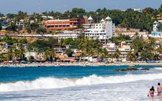 Top destinationer: Puerto Escondido (By miniaturebillede)
