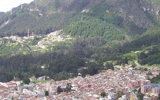 Top Destinations: Bogota (city thumbnail)