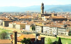 Top destinationer: Firenze (By miniaturebillede)