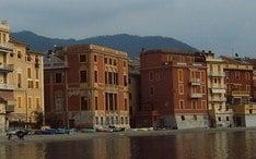 Legnépszerűbb célállomások: Sestri Levante (A város kicsinyített nézete)