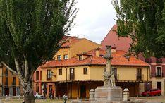 León (miniatura de la ciudad)