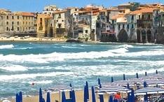 Nejlepší destinace: Cefalù (miniatura města)