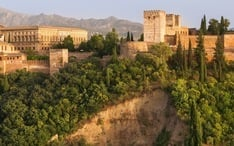 Top destinationer: Granada (By miniaturebillede)
