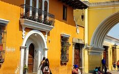 Topp destinasjoner: Antigua Sacatepequez (by miniatyrbilde)
