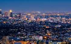 Top destinationer: Los Angeles (By miniaturebillede)