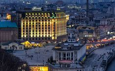 Top Destinations: Dnipro (ville miniature)