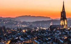 Top destinationer: Bern (By miniaturebillede)