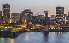 Монреаль (уменьшенное изображение города)