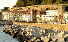 Top destinationer: San Sebastian (By miniaturebillede)