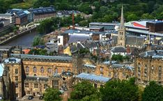 Legnépszerűbb célállomások: Durham (A város kicsinyített nézete)
