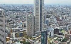 Najpopularniejsze destynacje: Tokio (miniaturka miasta)