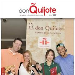 Don Quijote, ซาลามังกา