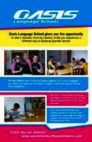 Oasis Language School, Пуерто-Ескондідо